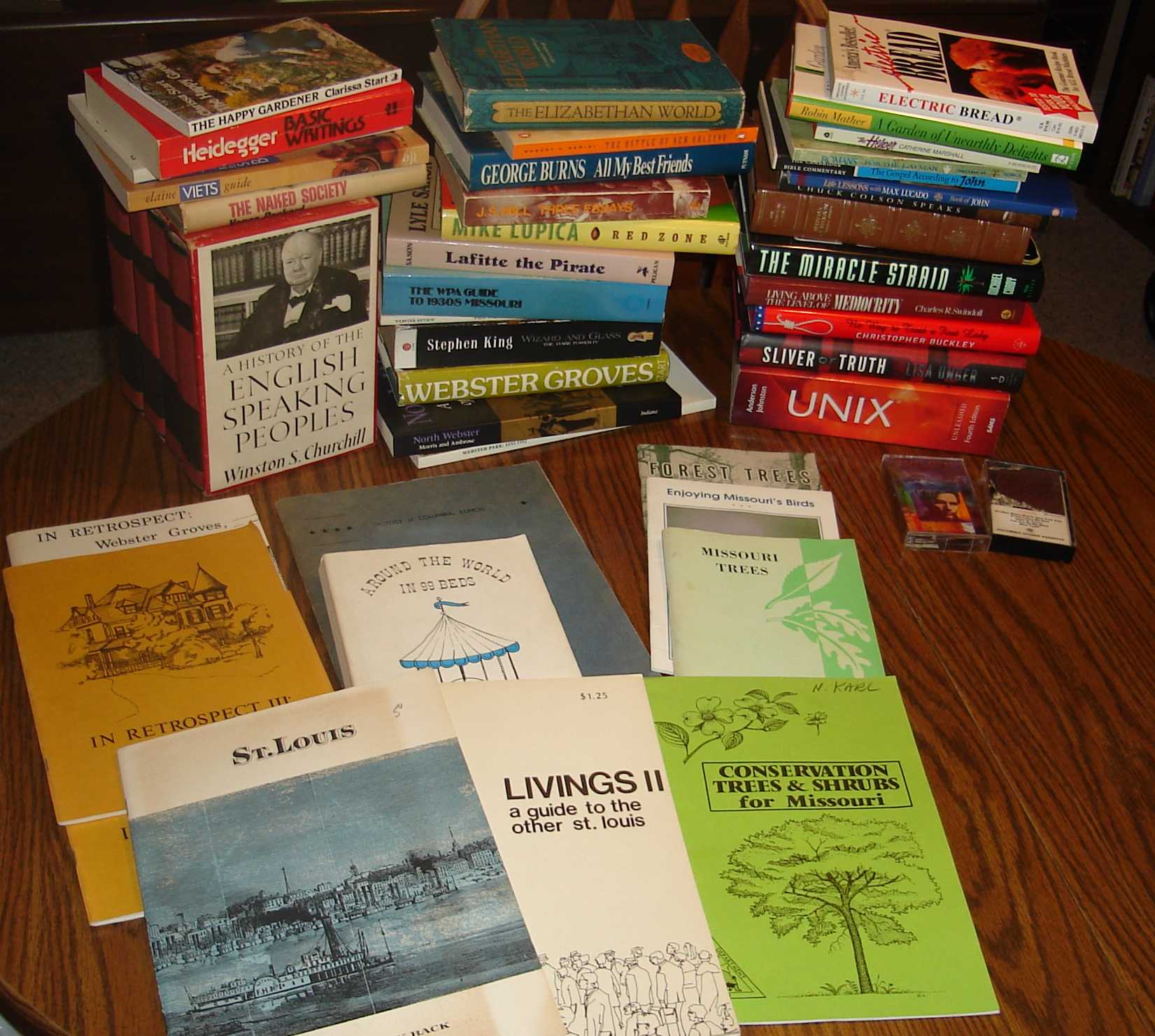 Friends of Old Trees Library results